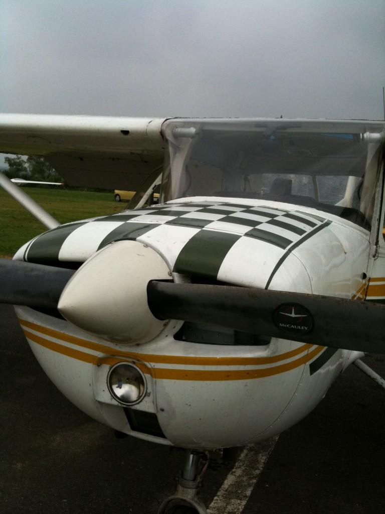 Cessna A150L AEROBAT JA3612