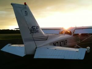 Cessna C172SP