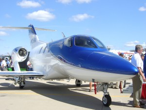 HONDAJET at OSHKOSH 2005