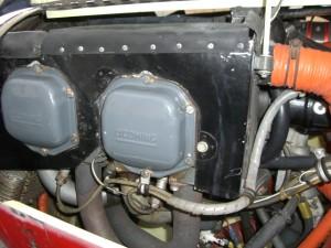 パイパーチェロキー、ライカミングエンジン